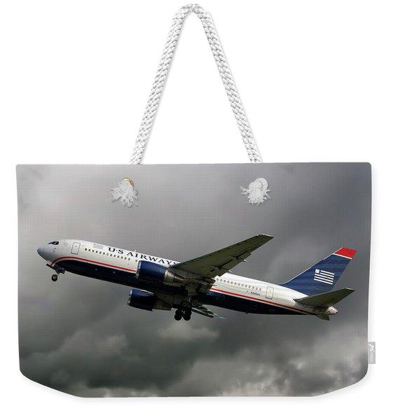American Airlines Boeing 767-200 Weekender Tote Bag