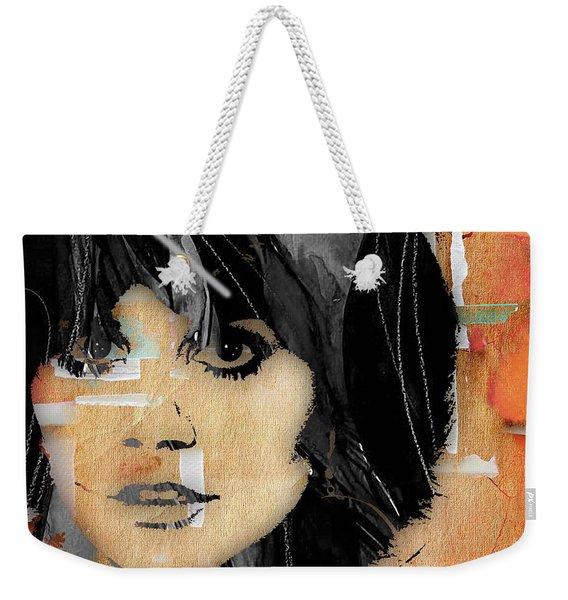 Linda Ronstadt Collection Weekender Tote Bag