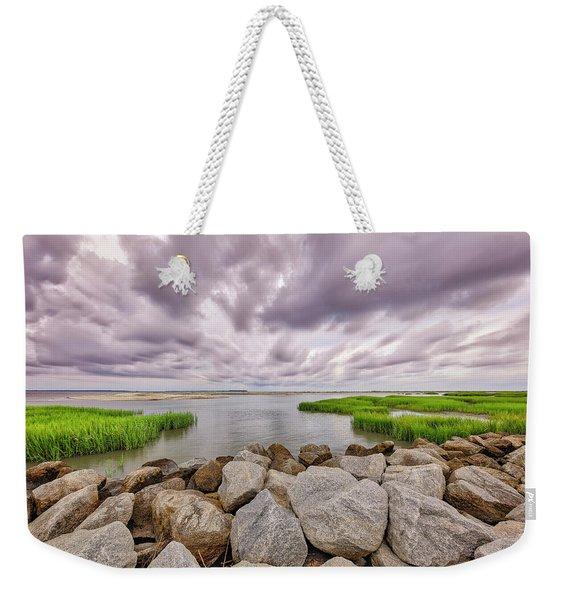 Seascape Of Hilton Head Island Weekender Tote Bag