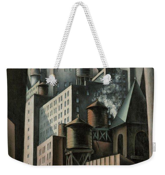 14th Street New York City Weekender Tote Bag
