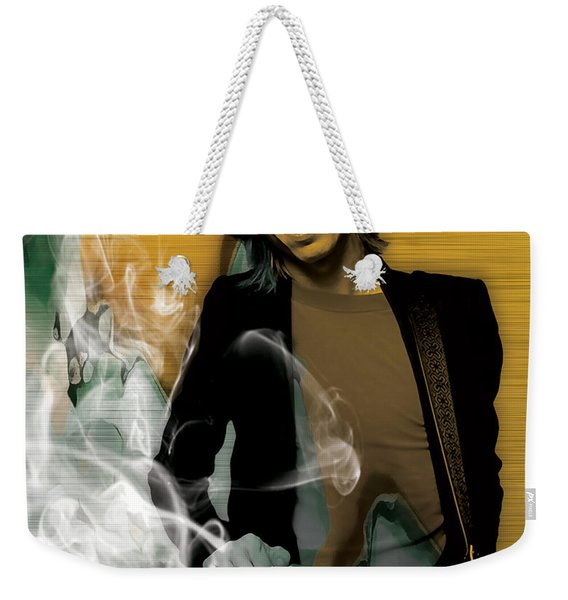 Tom Petty Collection Weekender Tote Bag