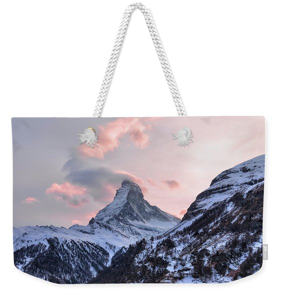 Zermatt - Switzerland Weekender Tote Bag