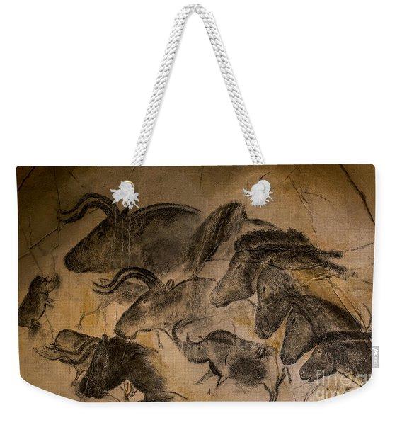 Chauvet Weekender Tote Bag