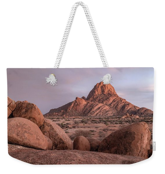 Spitzkoppe - Namibia Weekender Tote Bag