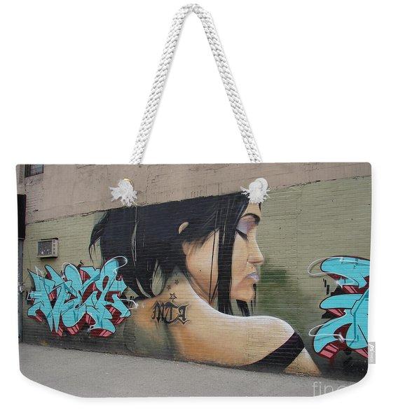 160 Dyckman Street  Weekender Tote Bag