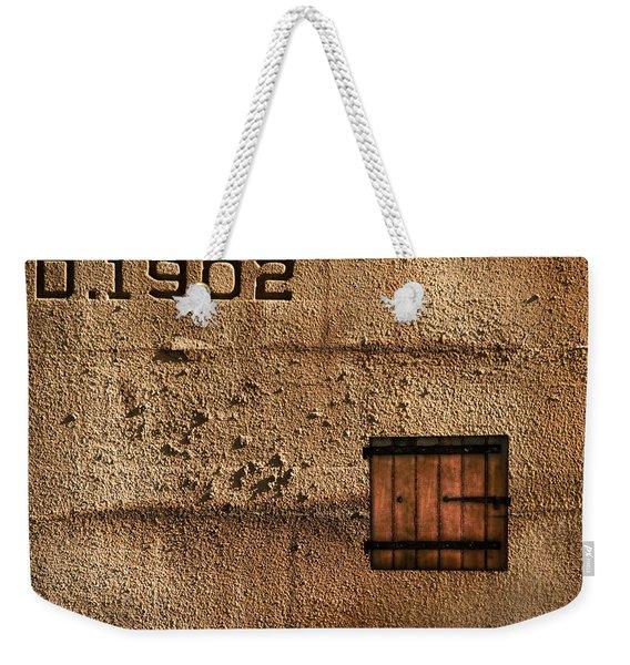 1902 Weekender Tote Bag