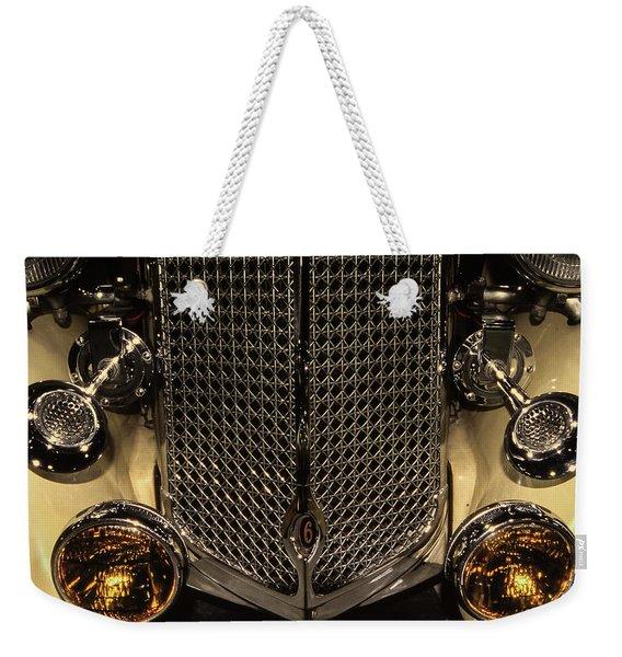 1931 Chrysler Weekender Tote Bag