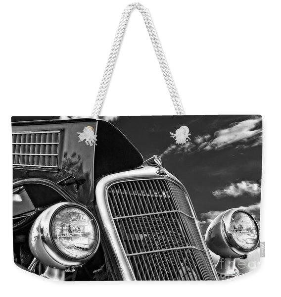 1934 Ford Frontend  Weekender Tote Bag