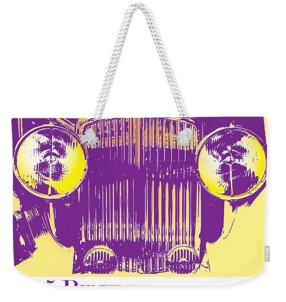 1935 Bentley Weekender Tote Bag
