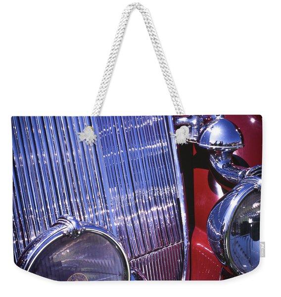 1936 Auburn  Weekender Tote Bag