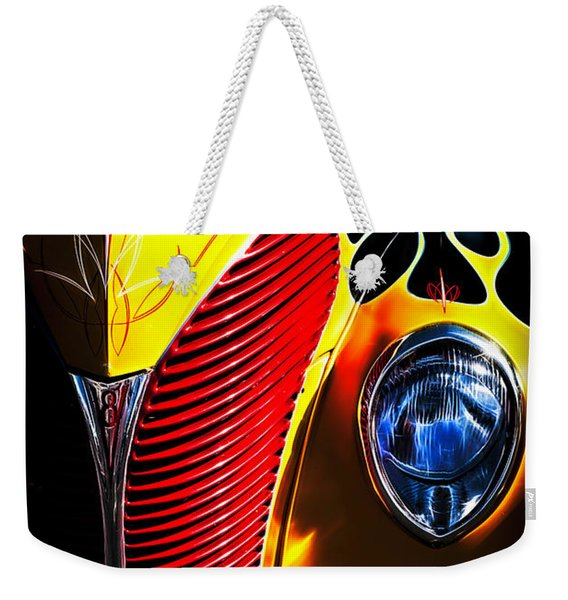 1938 Ford Coupe Weekender Tote Bag