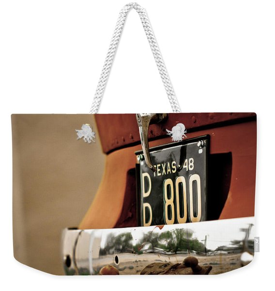 1948 Flxible Clipper Weekender Tote Bag
