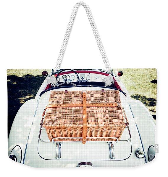 1956 Mga Roadster Weekender Tote Bag