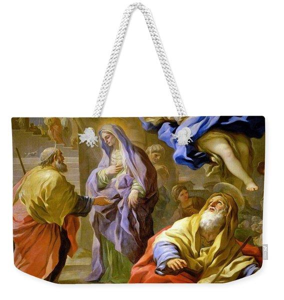 19th Century English School  Weekender Tote Bag