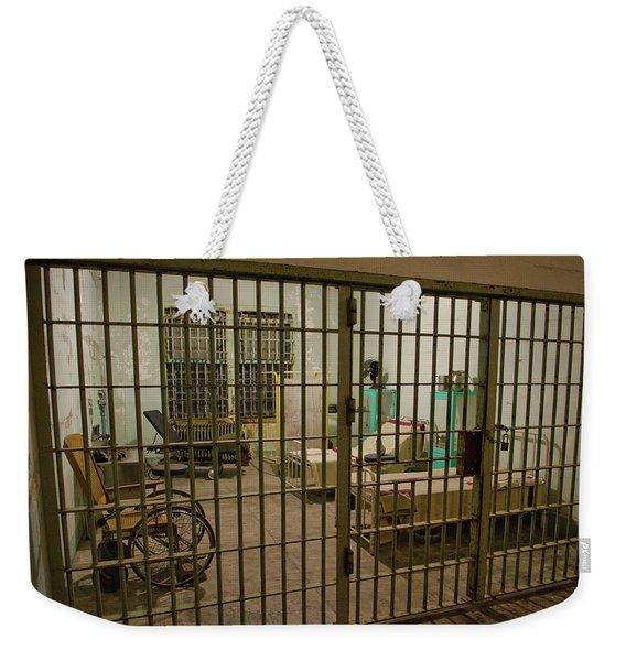 Alcatraz Federal Penitentiary Weekender Tote Bag