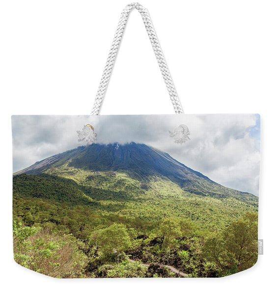 Arenal Volcano, Costa Rica Weekender Tote Bag