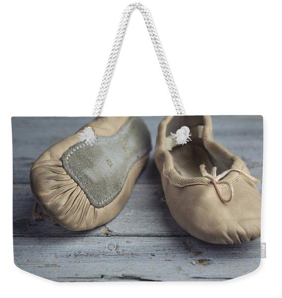 Ballet Shoes Weekender Tote Bag