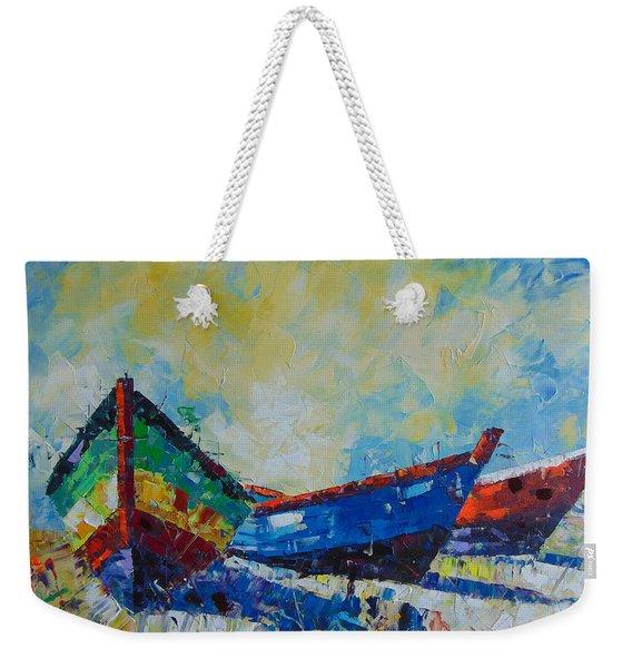 Barques De Provence Weekender Tote Bag