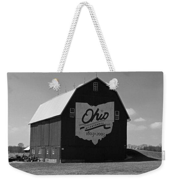 Bicentennial Barn Weekender Tote Bag