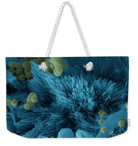 Blue Cheese, Sem Weekender Tote Bag
