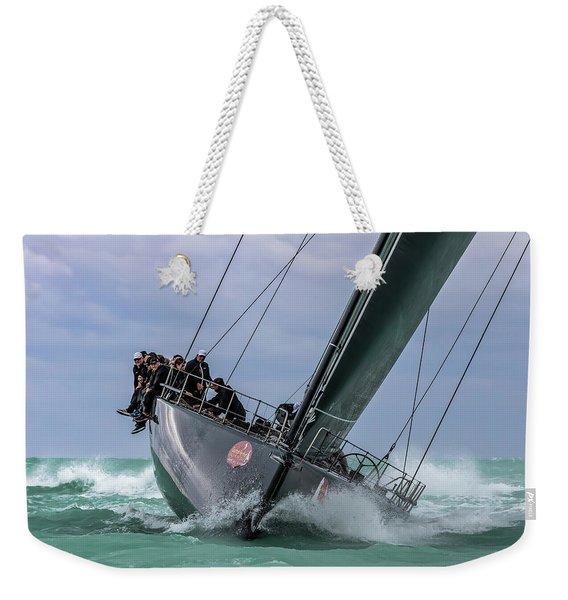 Breeze On Weekender Tote Bag