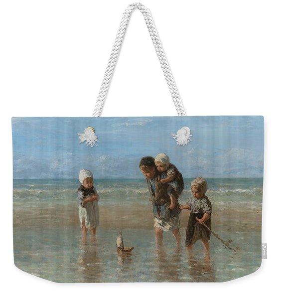 Children Of The Sea Weekender Tote Bag