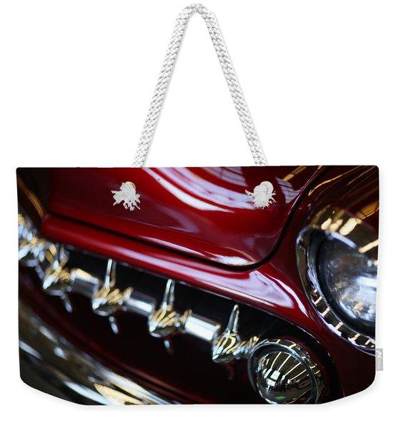 Classic Weekender Tote Bag
