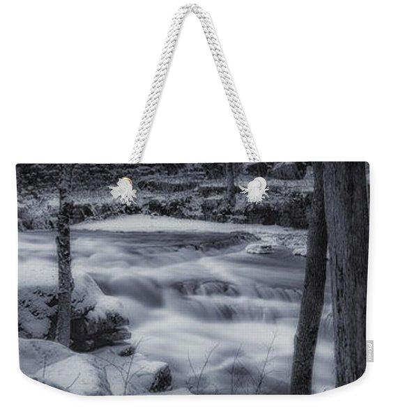Devils River #1 Weekender Tote Bag