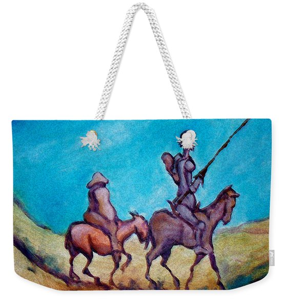 Don Quixote  Weekender Tote Bag
