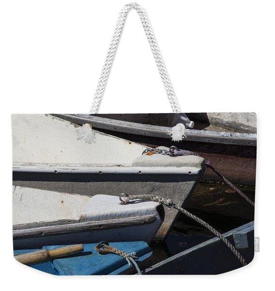 Dories Weekender Tote Bag