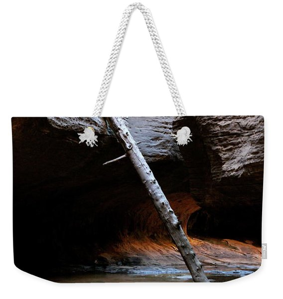 Hanging By A Moment Weekender Tote Bag