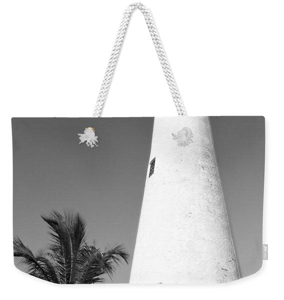 Key Biscayne Lighthouse Weekender Tote Bag