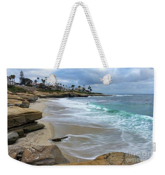 La Jolla Shores Weekender Tote Bag