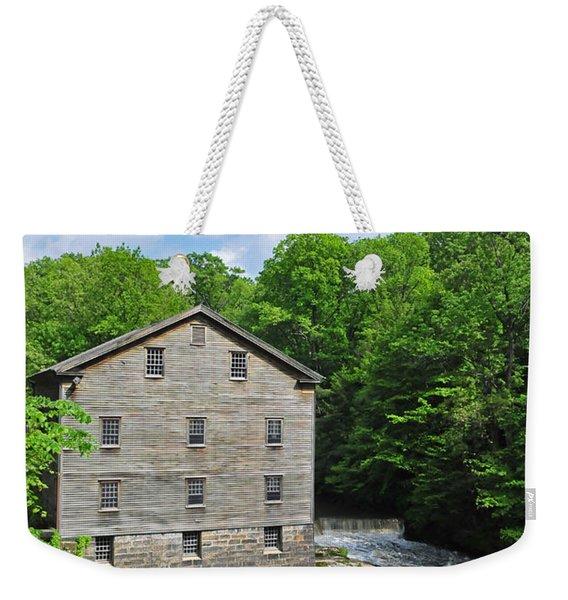 Lantermans Mill Weekender Tote Bag