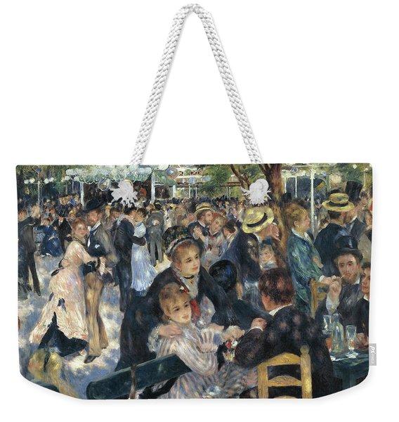 Le Moulin De La Galette Weekender Tote Bag