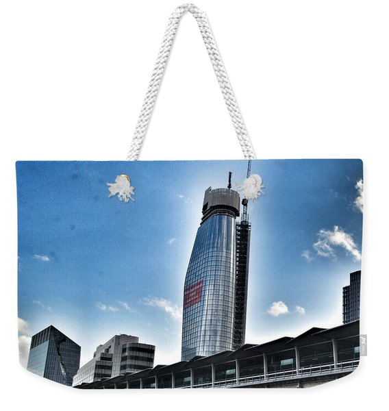 Structures In London 4.0 Weekender Tote Bag