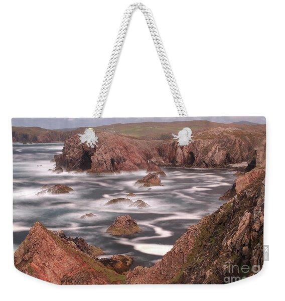 Mangersta Coastline Weekender Tote Bag
