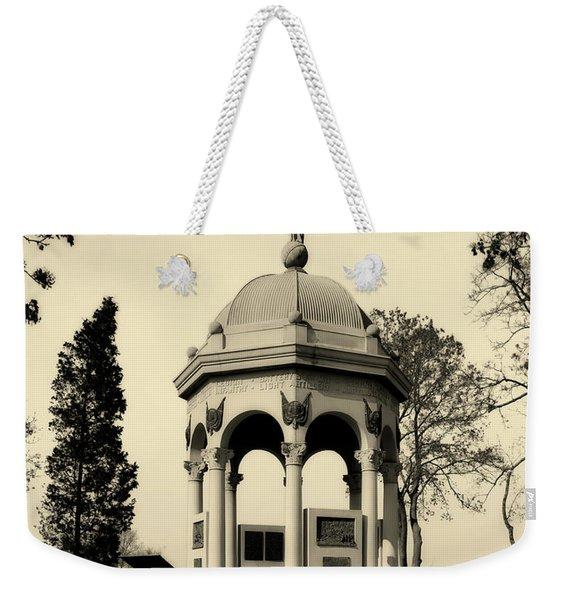 Maryland Monument - Antietam Weekender Tote Bag