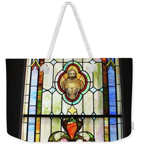 Mattituck Presbyterian Church Weekender Tote Bag