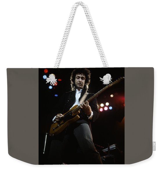 Mike Campbell Weekender Tote Bag