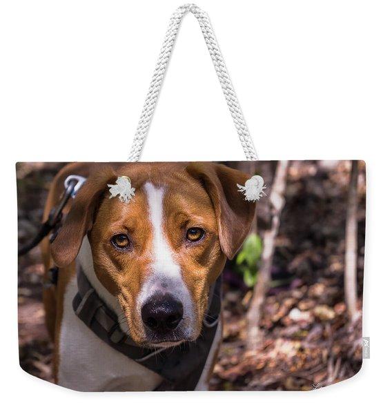 Mikey Weekender Tote Bag