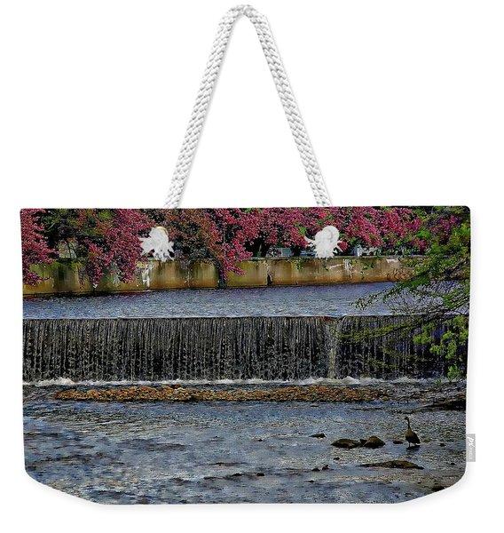 Mill River Park Weekender Tote Bag