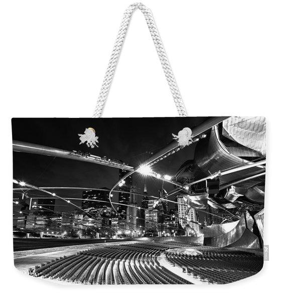 Millennium Park Weekender Tote Bag