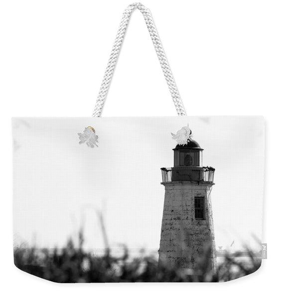 Old Point Comfort Lighthouse Weekender Tote Bag