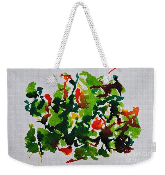 Orchids Weekender Tote Bag