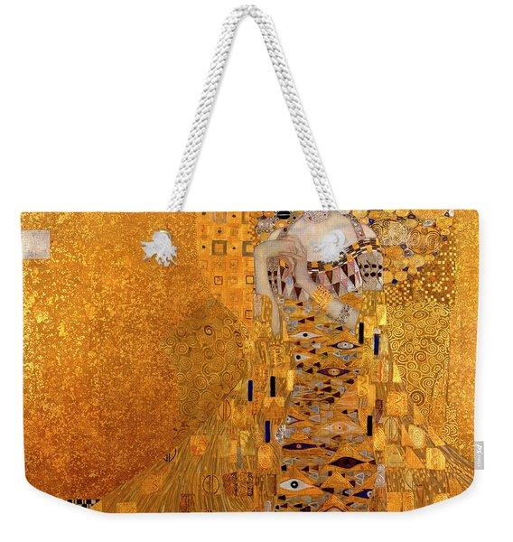 Portrait Of Adele Bloch-bauer Weekender Tote Bag
