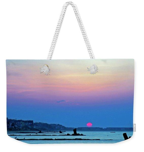 Provincetown Dawn Weekender Tote Bag