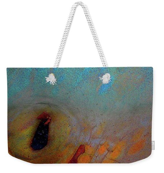 Purification Weekender Tote Bag
