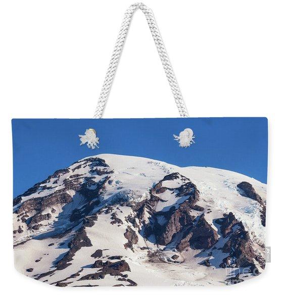 Rainier Summit Weekender Tote Bag