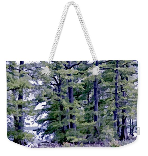 Reelfoot Lake  Weekender Tote Bag